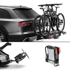 Thule EasyFold - Bäst i test (Cykelhållare)